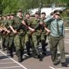 20 октября в войсковой части поселка Мосрентген прошел День призывника