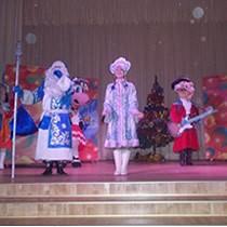 """Фотоотчет с местного праздника """"Новый год и Рождество в Марьиной роще"""""""