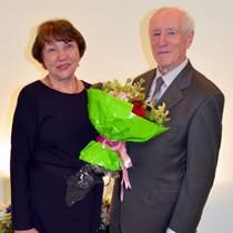 В Бабушкинском отделе ЗАГС были вручены медали «За любовь и верность»