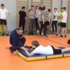Соревнования по троеборью, посвященные Дню защитника Отечества