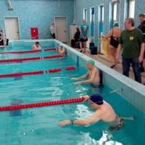 """Золото и серебро в соревнованиях по плаванию. """"Мир равных возможностей"""""""