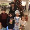 """Фотоотчет с праздничного мероприятия """"Новый год и Рождество в Марьиной роще""""."""
