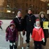 Зимние семейные старты на льду