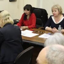 Заслушан отчет главы муниципального округа Марьина роща
