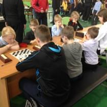 Окружные соревнования по шашкам