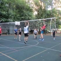 Районный турнир по волейболу среди молодежных команд