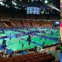 Репортаж с чемпионата мира по бадминтону 2019