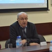 Заслушан отчет главы управы района Марьина роща
