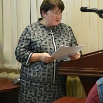 Заслушана информация главного врача ГБУЗ «ГП №12 ДЗМ»  о работе филиала в 2019 году