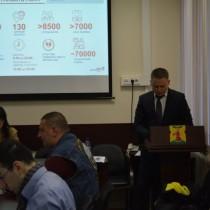 Заслушана информация руководителя межрайонного МФЦ районов Останкинский и Марьина роща о работе учреждения в 2019 году