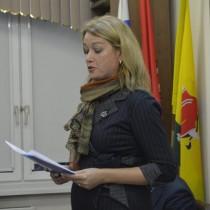 Заслушана информация директора ГБУ ТЦСО «Алексеевский» о работе   филиала «Марьина роща» в 2019 году