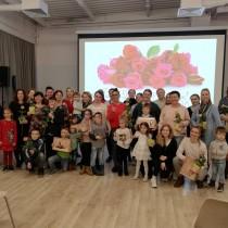 12 марта прошло мероприятие для многодетных семей района Марьина роща