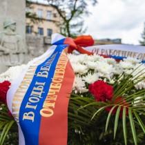 В Российском университете транспорта почтили память МИИТовцев, погибших в годы войны