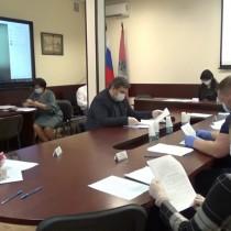 Заслушана информация директора ГБУ «Жилищник района Марьина роща» о работе учреждения в 2019 году