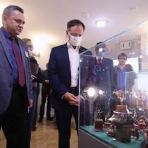 В Музее военной формы открылась выставка военно-исторической миниатюры «Сквозь времена»