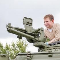 Музей Победы пригласил на День танкиста