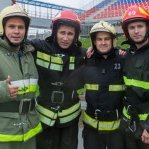 Ровесники МЧС: старший инженер 3 РОНПР Управления МЧС по СВАО Дмитрий Рябов