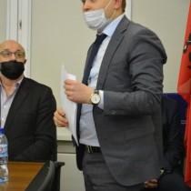 Заслушана информация руководителя межрайонного МФЦ районов Останкинский и Марьина роща о работе учреждения в 2020 году