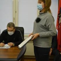 Заслушана информация директора ГБУ ТЦСО «Алексеевский» о работе  филиала «Марьина роща»  в 2020 году